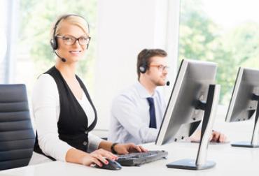 Atención Presencial / On line a clientes con inglés básico