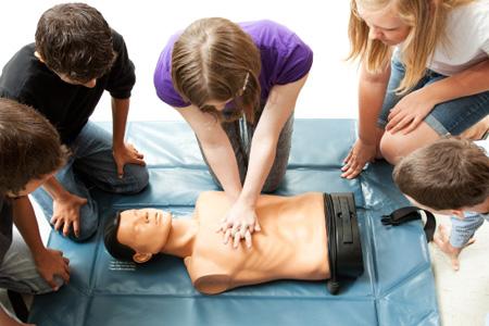 Reanimación Cardiopulmonar Básica para el Personal de Salud